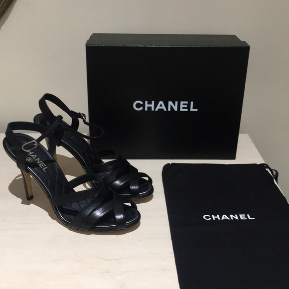 c8e706d3ae7 Chanel High Heels NWT